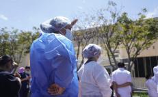Sindicato exige destitución de secretario de Salud de Oaxaca y reunión de seguimiento con Murat