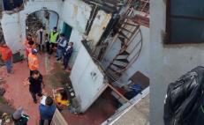 Revisan inmuebles del Centro Histórico de Oaxaca tras sismo y lluvias; hay 300 con diferentes daños
