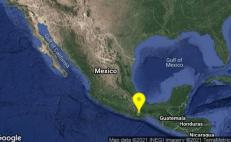 Se activan protocolos de seguridad tras sismo de 4.8 con epicentro a 27 km de Tlacolula, Oaxaca