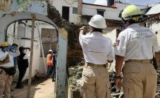 Concluye en 'completo orden y coordinación' el Segundo Simulacro Nacional 2021 en Oaxaca