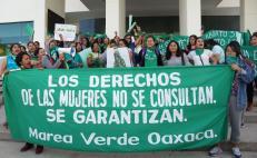 Aprueba Congreso de Oaxaca reforma que obliga al sector Salud a garantizar el acceso al aborto