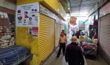 Atienden denuncia por maltrato a aves en local del Mercado de Abastos... pero no hallan a los animales