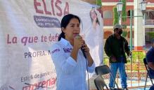 Diputada de Morena en Oaxaca exige a AMLO no aplicar amnistía a presos sin sentencia por crimen de su hermano