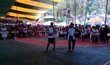 Pese a riesgo por Covid-19, Tamazulápam, comunidad mixe de Oaxaca, realiza fiesta patronal