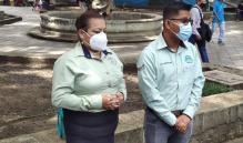 Docentes de telebachilleratos comunitarios de Oaxaca se declaran en paro; exigen pago de aumento salarial