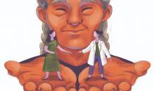 Parteras tradicionales, ¿por qué son una opción para acompañar el derecho a abortar en Oaxaca?
