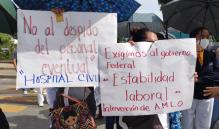 Despiden al menos a 50 integrantes del personal médico del hospital de Especialidades de Salina Cruz, Oaxaca