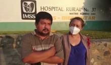 Muere recién nacida que fue rechazada del Hospital de la Niñez Oaxaqueña por falta de personal: IMSS