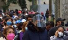 Reportan 83 municipios de Oaxaca nuevos casos de Covid-19; hay mil 234 contagios activos