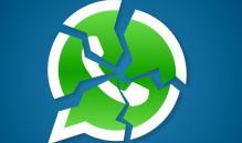 ¡No eres tú! Usuarios reportan caída de WhatsApp en México