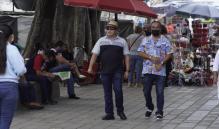 Aún con 'riesgo bajo', registran 325 casos de Covid-19 en Oaxaca en últimas 24 horas