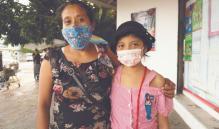 Madre que lucha contra leucemia de su hija denuncia campaña de fondeo en Oaxaca que nunca llegó