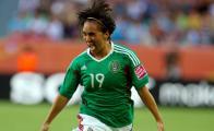 La FIFA considera a Ocampo como una de las futbolistas más destacadas del país.
