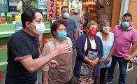 Comerciantes rechazan centro gastronómico y piden inversión para mercados tradicionales