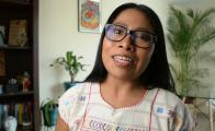 Yalitza Aparicio presume sus dones como youtuber