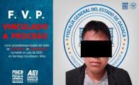 Dictan prisión preventiva a militar por el intento de feminicidio contra Margarita, en Ixcuintepec Mixe