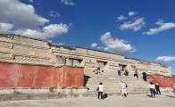 Zona arqueológica de Mitla también reabrirá sus puertas al turismo, a partir del próximo 10 de diciembre