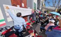 Trabajadores de Salud advierten con radicalizar protestas si no obtienen respuesta del Gobierno de Oaxaca