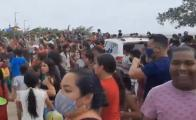 Pese a restricciones por aumento de casos de Covid-19 en Oaxaca, celebran en Xadani al Cristo Negro
