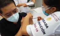Reportan SSO avance de 78.2% en dos días en vacunación contra Covid-19 a trabajadores de Salud