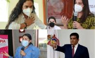 Dejan el barco: Murat acepta renuncias de titulares de cuatro dependencias del gobierno de Oaxaca