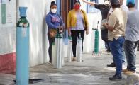Tres muertes y 60 contagios de Covid-19 al día, saldo promedio de la ciudad de Oaxaca este 2021