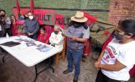 Pide MULT sancionar a funcionario de la CNDH por otorgar medidas de protección a líderes triquis
