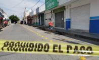 Inicia Juchitán primer fin de semana con comercios cerrados para disminuir contagios por Covid-19