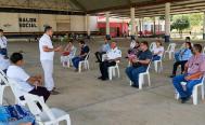 Denuncian a funcionario de Oaxaca con Covid-19 por poner en riesgo a la población, acusan que escupió en hospital
