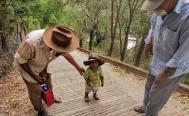 """En """"municipios de la esperanza"""" de la sierra mixe-zapoteca, la normalidad es el abandono"""