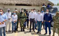 Red de hospitales opera con normalidad, a excepción del IMSS de Huatulco: Murat