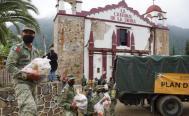 Suman más de 10 mil viviendas con daños por sismo; continuamos en emergencia: Murat