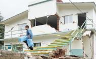 Llama INPI a realizar donaciones para damnificados del sismo de 7.4 en Oaxaca
