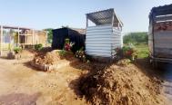 Mueren de 3 a 7 personas al día en Juchitán; el domingo sepultaron 9