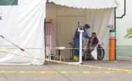 En Juchitán combaten la pandemia de Covid-19 sin poder conseguir tanques de oxígeno