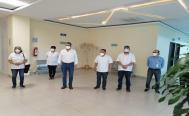Suben a 170  los contagios de Covid-19 en personal del hospital de Juchitán; siguen las pruebas