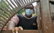 Pandemia dejó en silencio mercados de Juchitán; comerciantes venden desde casa por miedo