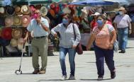 Suma Oaxaca 98 nuevos casos de Covid-19 en el día; acumula 11 mil 325 contagios