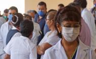 Paran labores en hospitales y más de 100 clínicas del Istmo; exigen pago de Bono Covid prometido