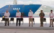 Interoceánico incluye 10 zonas de Bienestar, la primera a inaugurar será en Salina Cruz: Murat