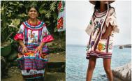 Marca que plagió huipil mazateco de Oaxaca quiere pagar compensación; busca permiso y seguir vendiéndolo