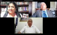 Regidora de Oaxaca capital encabeza charla con religiosos sobre derechos de las mujeres; desata polémica