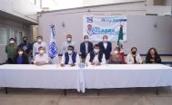 ¡Siempre sí!: Alista PAN candidatura común con PRI y PRD por alcaldía de la capital de Oaxaca