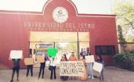 Vinculan a proceso a segundo profesor de la Unistmo; le imputan delito de abuso sexual contra una alumna