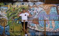Axel Lag, un músico de 20 años que muestra que el reguetón también puede nacer en Oaxaca