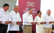 Junto con la Marina y 3 estados, Oaxaca será dueño del Corredor Interoceánico: AMLO