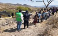 Recuperan los cuerpos de una familia ahogada en una presa de Oaxaca: tres menores y su padre