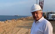 Corredor del Istmo estará a cargo de la Marina para evitar que sea concesionado: AMLO