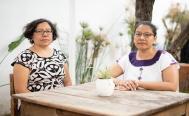 """""""Claudia confiaba en la 4T y le falló; pedimos justicia"""", dicen hermanas de activista desaparecida en Oaxaca"""