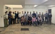 Sindicatos de la UABJO respaldan candidatura de Javier Villacaña a la capital de Oaxaca